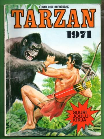 Tarzan - Suuri joulukirja 1971