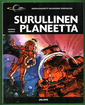 Avaruusagentti Valerianin seikkailuja - Surullinen planeetta