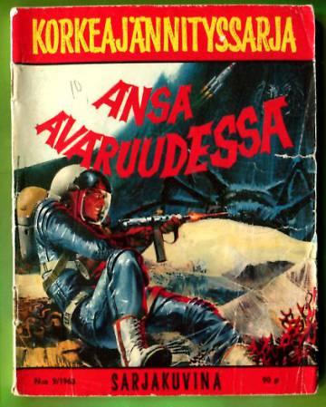 Korkeajännityssarja 9/63 - Ansa avaruudessa