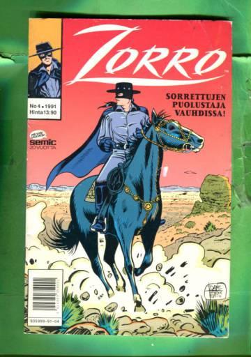 Zorro 4/91