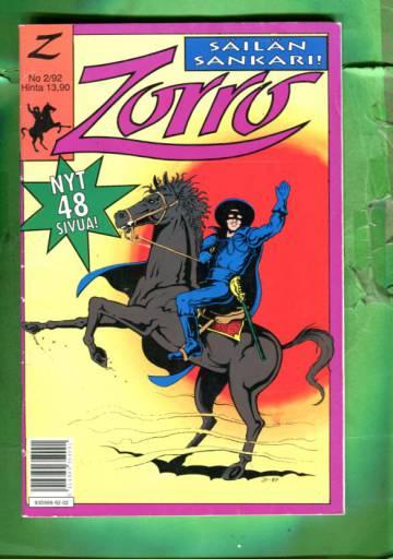 Zorro 2/92