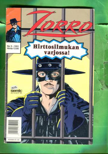 Zorro 3/91