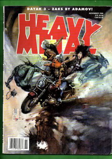 Heavy Metal Vol. 22 #5 / November 1998