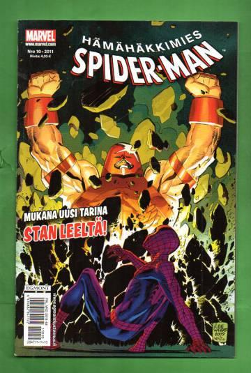Hämähäkkimies 10/11 (Spider-Man)