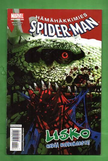 Hämähäkkimies 11/11 (Spider-Man)
