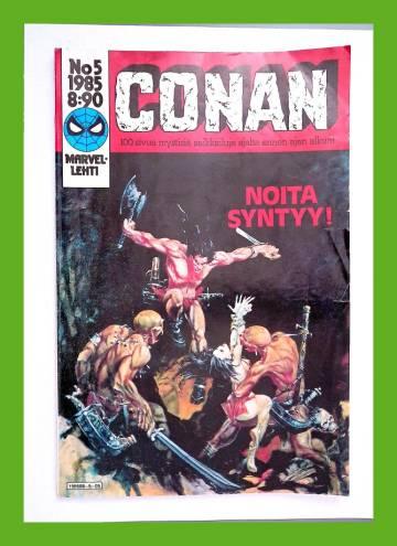 Conan 5/85