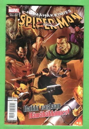 Hämähäkkimies 7/12 (Spider-Man)
