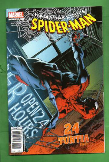 Hämähäkkimies 5/10 (Spider-Man)