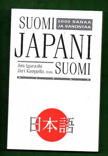 Suomi-japani-suomi - 5000 sanaa ja sanontaa