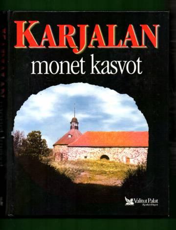 Karjalan monet kasvot