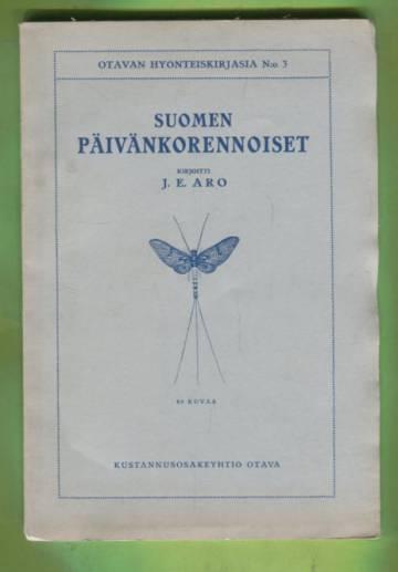 Suomen päivänkorennoiset (ephemerida)