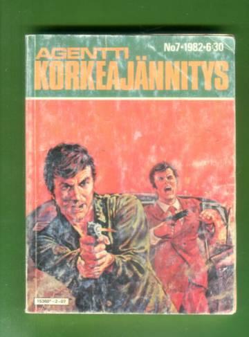 Agentti-Korkeajännitys 7/82