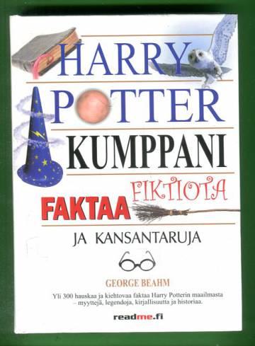 Harry Potter -kumppani - Faktaa, fiktiota ja kansantaruja