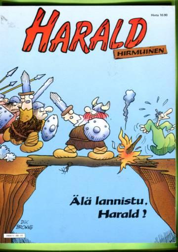 Harald Hirmuinen -albumi 1/88 - Älä lannistu, Harald!