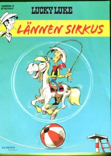 Lucky Luke 49 - Lännen sirkus