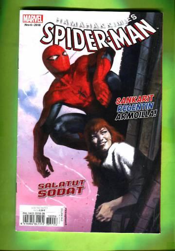 Hämähäkkimies 6/18 (Spider-Man)