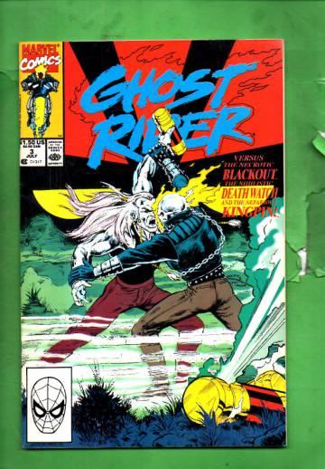 Ghost Rider Vol. 2 #3 Jul 90