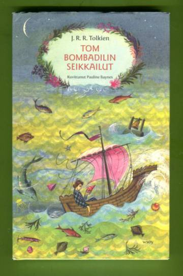 Tom Bombadilin seikkailut ja muita runoja Länsikairan punaisesta kirjasta