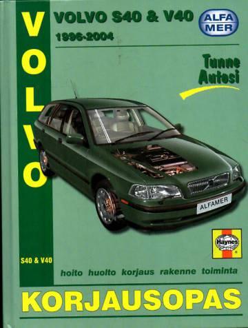 Volvo S40 & V40 1996-2004 -korjausopas