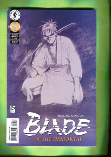 Blade of the Immortal #37 / Sep 99