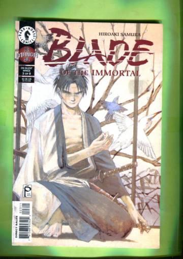 Blade of the Immortal #23 Jul 98