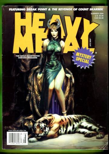 Heavy Metal Mystery Special Vol 19 #2 Summer 05