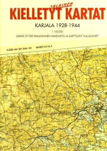 Kielletyt kartat - Karjala 1928-1944