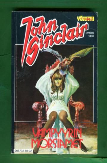 John Sinclair 2/89 - Vampyyrin morsiamet (Yöjuttu)