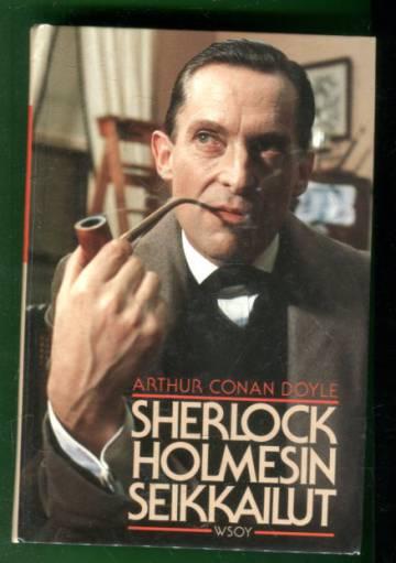 Sherlock Holmesin seikkailut 1-2