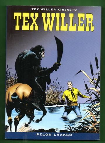 Tex Willer -kirjasto 23 - Pelon laakso