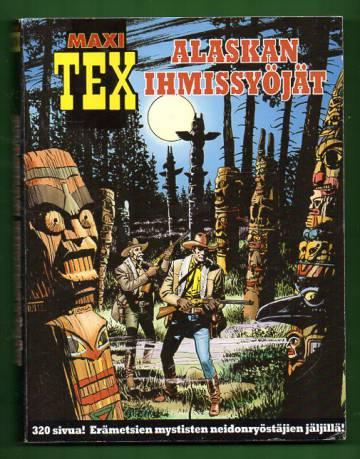 Maxi-Tex 27 - Alaskan ihmissyöjät