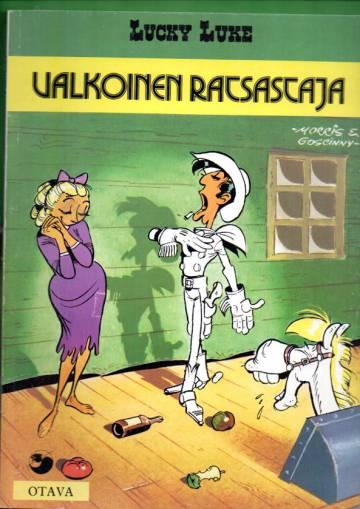 Lucky Luke 23 - Valkoinen ratsastaja