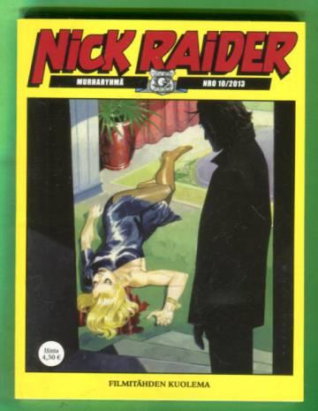 Nick Raider 10 (10/13) - Filmitähden kuolema