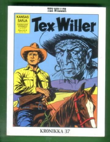 Tex Willer -kronikka 37 - Mingo kapinallinen & Painajainen