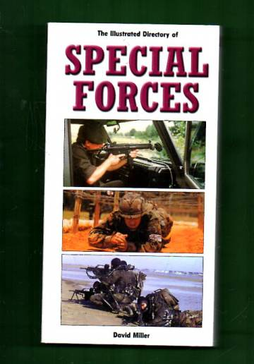 The Illustrated Dictionary of Special Forces
