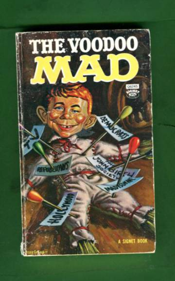 William M. Gaines's the Voodoo Mad