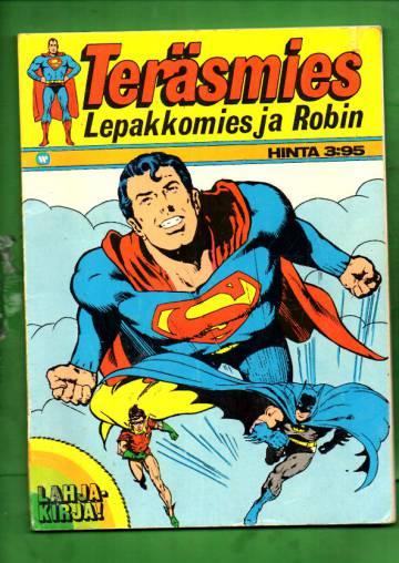 Teräsmies-lahjakirja 1974 - Lepakkomies ja Robin