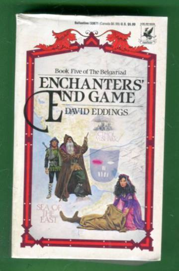 Book of the Belgariad 5 - Enchanters' End Game