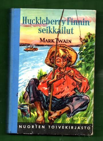 Huckleberry Finnin seikkailut (Nuorten toivekirjasto 79)