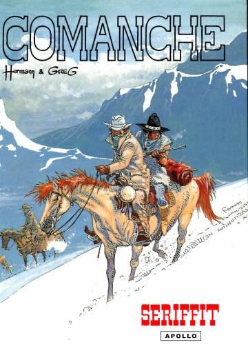 Comanche 8 - Seriffit