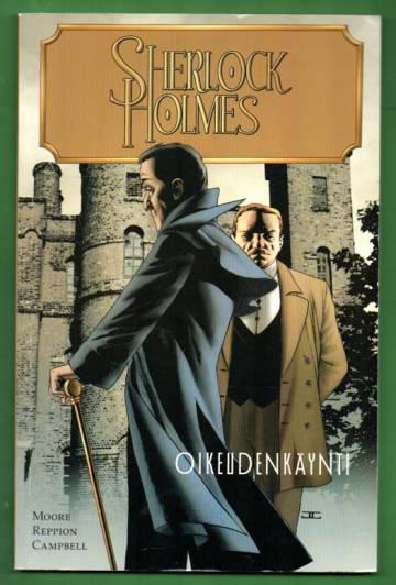 Sherlock Holmes - Oikeudenkäynti