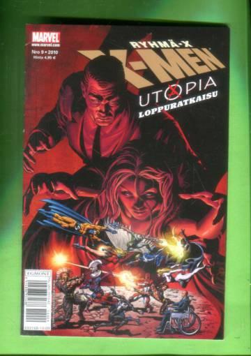 X-Men 9/10 (Ryhmä-X)