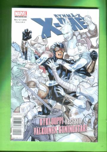 X-Men 12/10 (Ryhmä-X)