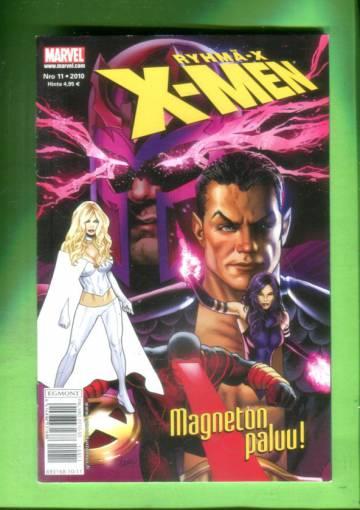 X-Men 11/10 (Ryhmä-X)