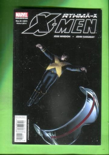 X-Men 6/11 (Ryhmä-X)