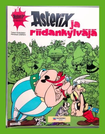 Asterix 11 - Asterix ja riidankylväjä