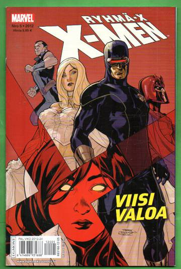 X-Men 5/12 (Ryhmä-X)