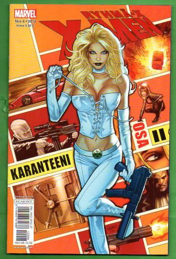 X-Men 8/12 (Ryhmä-X)