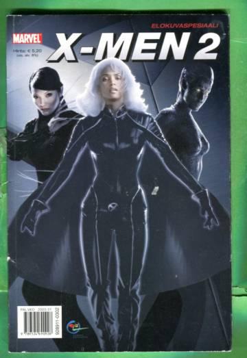 X-Men 2 -elokuvaspesiaali (Ryhmä-X)