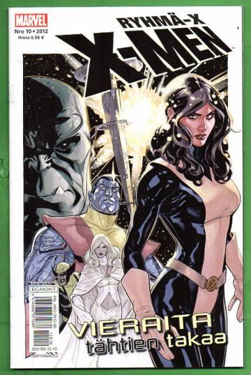X-Men 10/12 (Ryhmä-X)